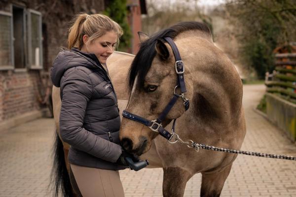 NOVAFON power im Test am Pferd