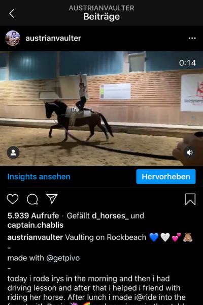 Pivo Pod Test Erfahrungen Instagram-Posting